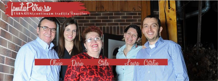 familia petru tarnaveni continuam traditia vinurilor tarnave vin